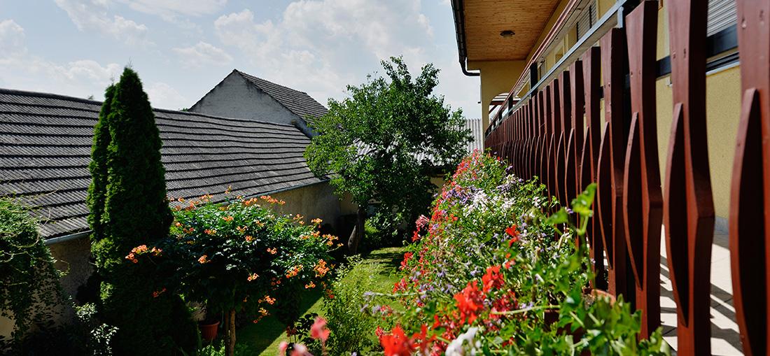 Das Gästehaus Blumenhof Wegleitner